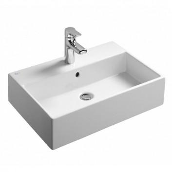 Umyvadlo na postavení na desku Ideal Standard Strada 60x42 cm, bílá- sanitbuy.pl