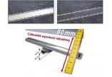 Lineární odtok Kessel Linearis Compact koupelnový kompletní, délka 750 mm