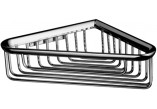 Košík Emco chromovaný rohový