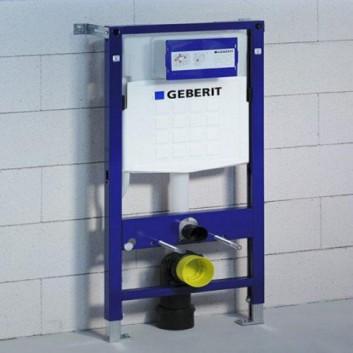 Podomítkový systém Geberit Duofix H112 k závěsnému WC , UP320, Sigma