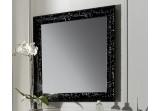 Zrcadlo 100x100 cm Kerasan Retro, Rám stříbrný